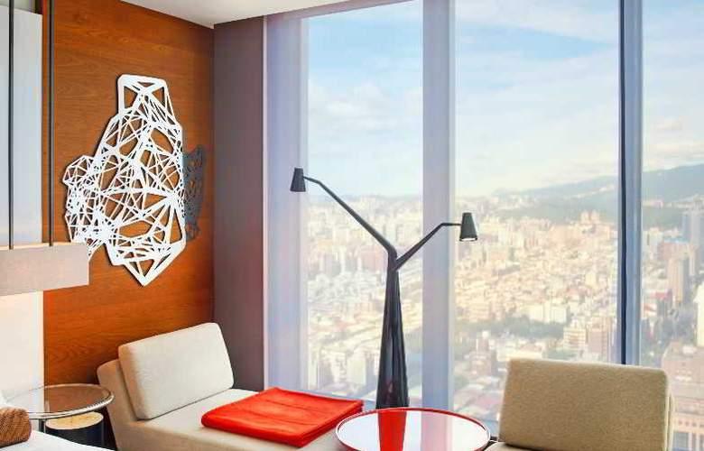 W Hotel Taipei - Room - 16