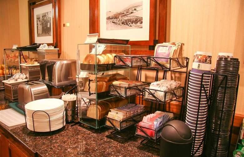 Best Western Sonoma Valley Inn & Krug Event Center - Restaurant - 112
