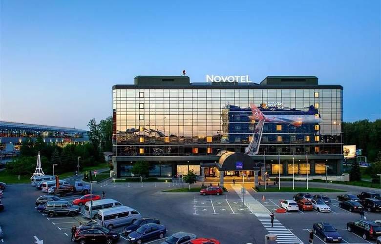 Novotel Moscow Sheremetyevo Airport - Hotel - 18