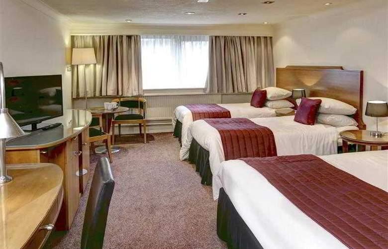 Best Western Forest Hills Hotel - Hotel - 262