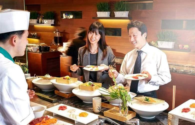 Novotel Ambassador Seoul Gangnam - Restaurant - 62