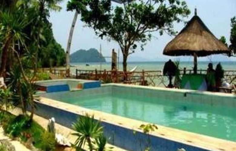 El Nido Four Seasons Beach Resort - Pool - 11