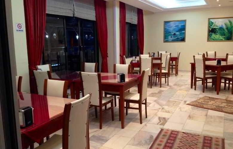 First Class Hotel - Restaurant - 8