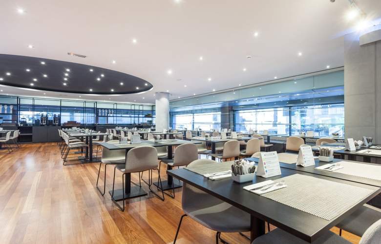 Sercotel Acteon Valencia - Restaurant - 14