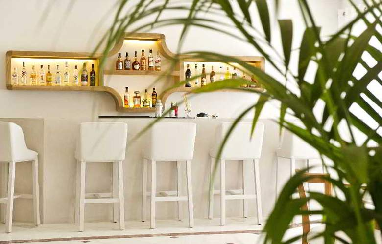 Santorini Palace - Bar - 12