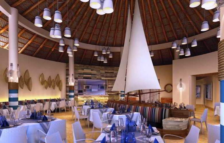 Amresorts Secrets Playa Mujeres Golf & Spa Resort (+18 AÑOS) - Restaurant - 25