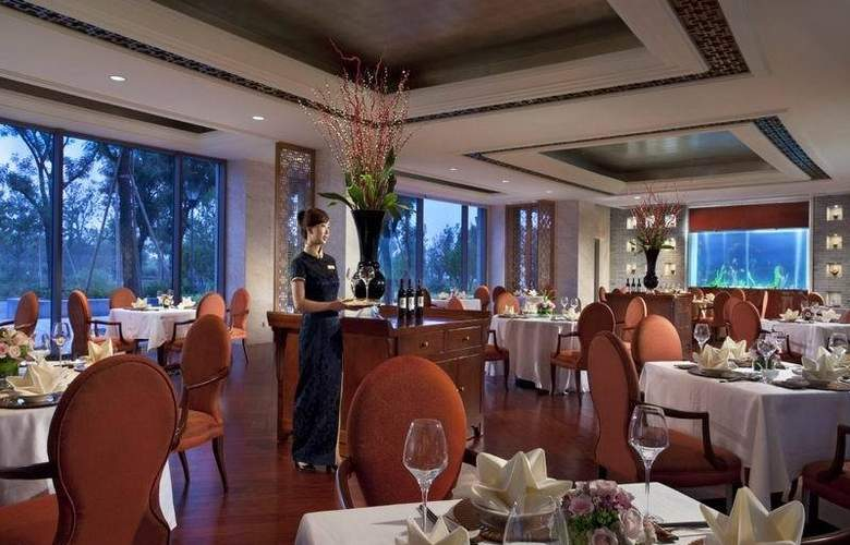 Fairmont Yangcheng Lake hotel and Resort - Restaurant - 6