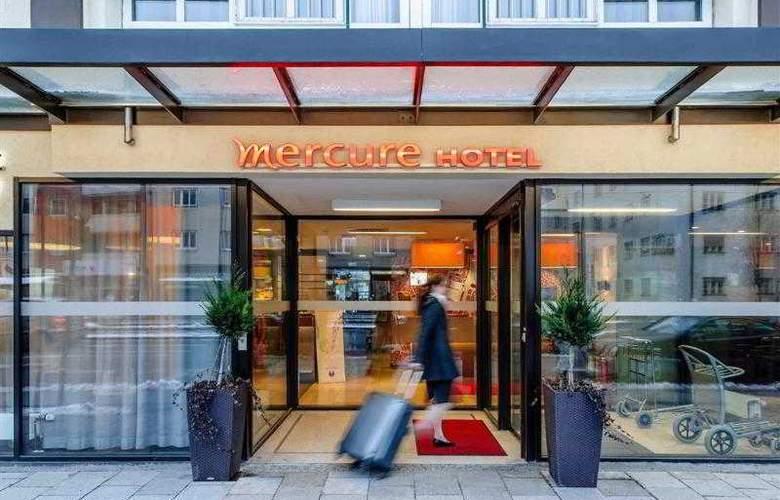 Mercure Muenchen Schwabing - Hotel - 15