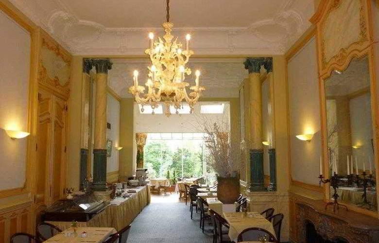 Best Western Plus Park Brussels - Hotel - 21