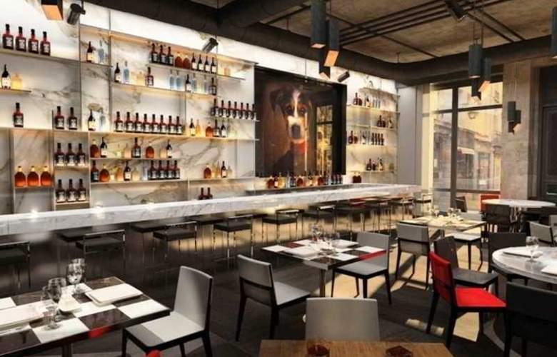 Rixos Pera Istanbul - Bar - 4