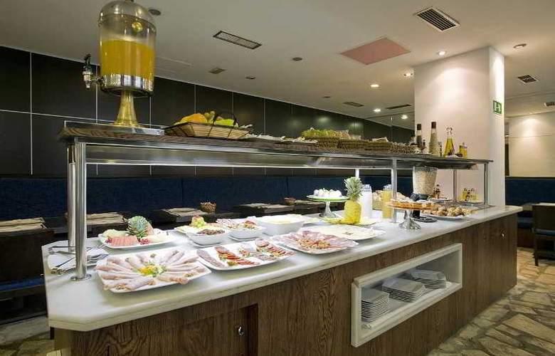 Hotel Petit Palace Cliper Gran Vía - Restaurant - 18