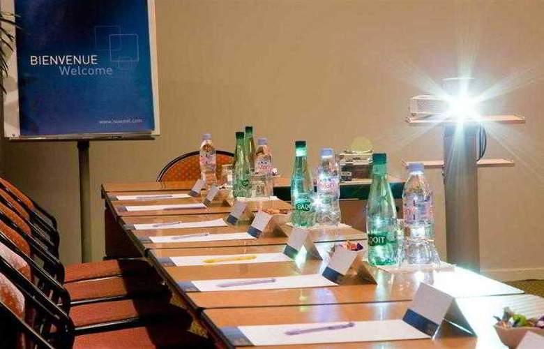 Novotel Saint Avold - Conference - 40