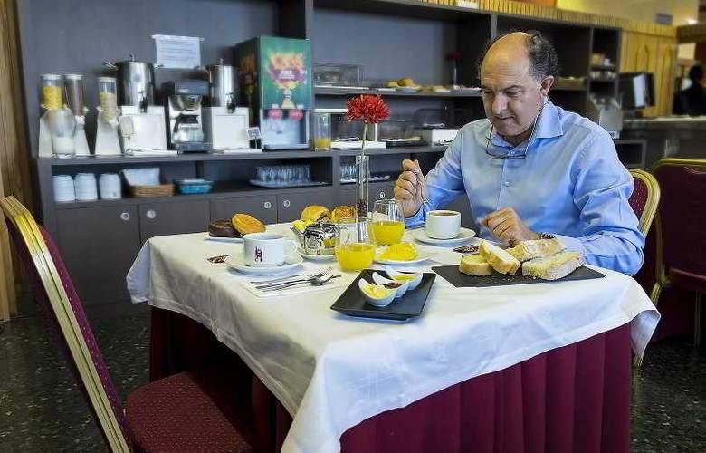 Sercotel Ciudad de Burgos - Restaurant - 62