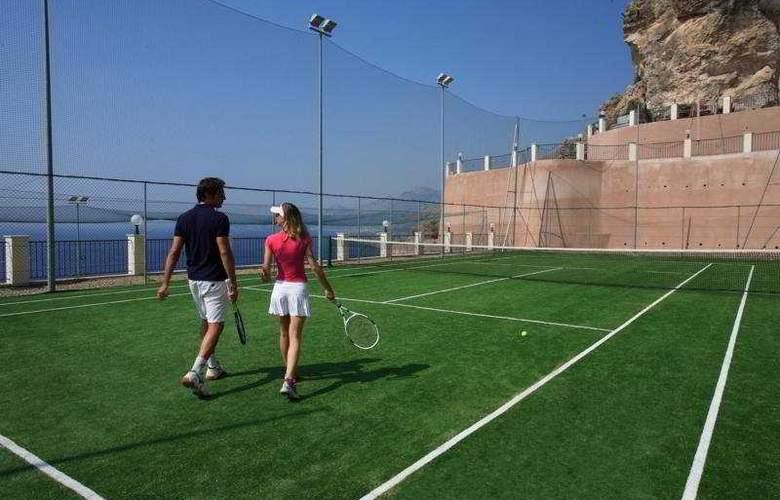 Capo dei Greci Taormina Coast - Resort Hotel & SPA - Sport - 5