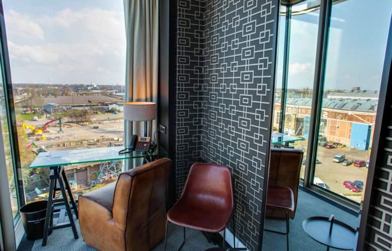 DoubleTree by Hilton Amsterdam - NDSM Wharf - Room - 39