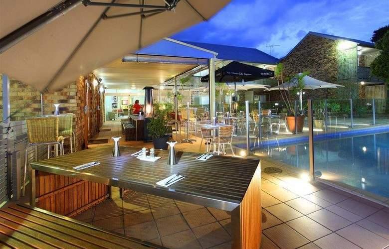 Best Western The Gregory Terrace Brisbane - Restaurant - 35