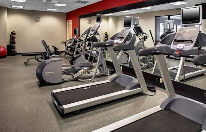 Hilton Garden Inn Boston/Waltham - Sport - 7