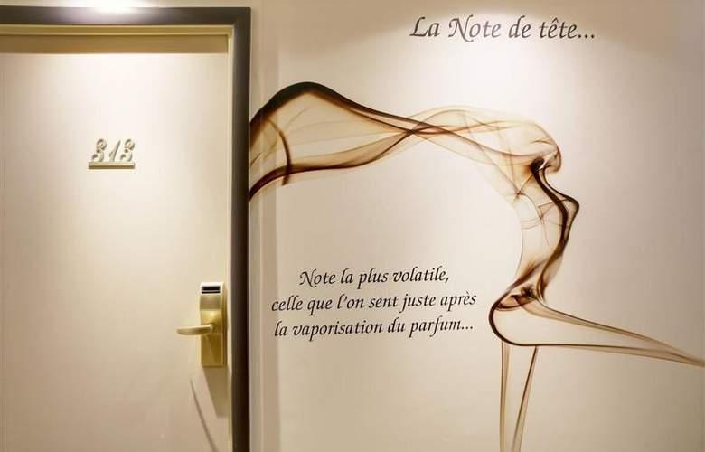 Best Western Elixir Grasse - Hotel - 118