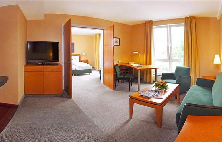 Best Western Premier Airporthotel Fontane Berlin - Room - 43