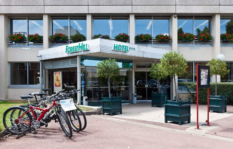 Forest Hill Meudon - Hotel - 1