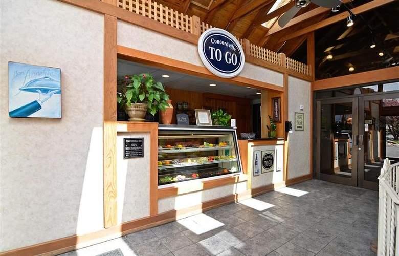 Best Western Plus Concordville Hotel - Restaurant - 112