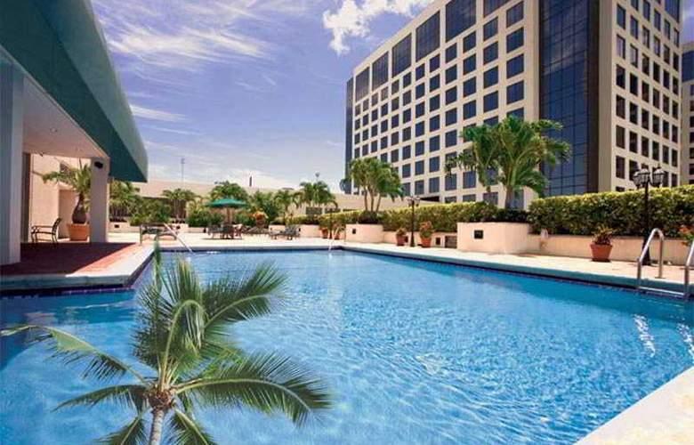 Marriott Miami Dadeland - Pool - 3