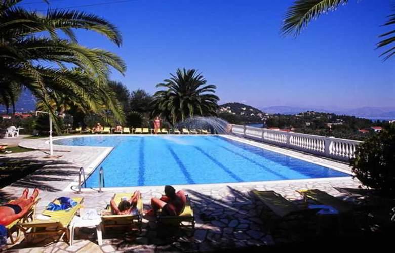 Paradise Hotel Corfu - Pool - 10