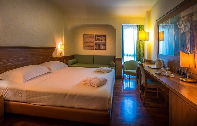 Grand Hotel Assisi - Room - 13