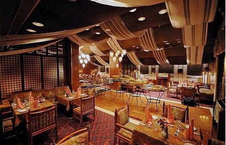 Crowne Plaza Jeddah - Restaurant - 6