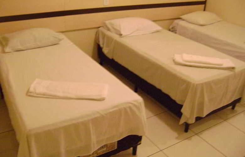 Alvorada Iguassu hotel - Room - 1