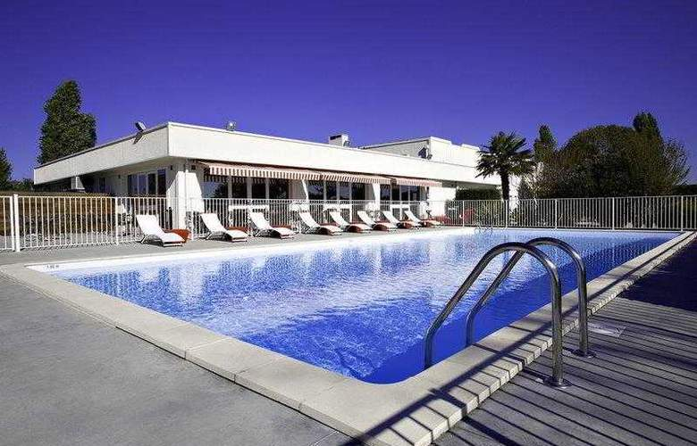 Best Western Bordeaux Aeroport - Hotel - 11