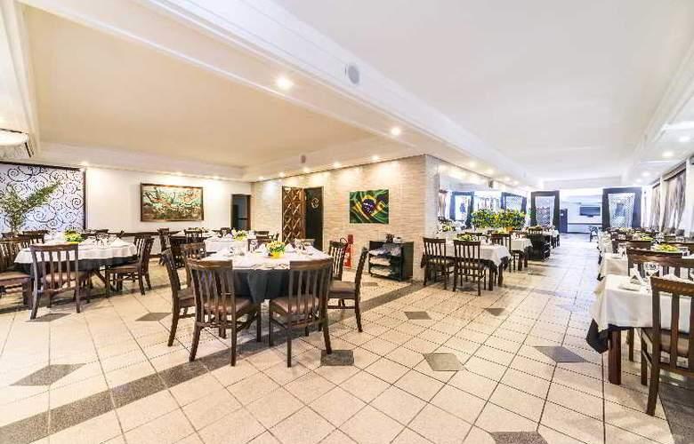 Recife Monte Hotel - Restaurant - 9