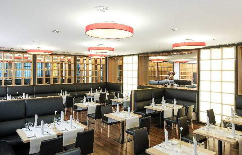 NH Berlin-Alexanderplatz - Restaurant - 17