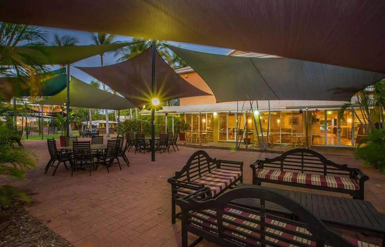 Mercure Inn Continental Broome - Bar - 51