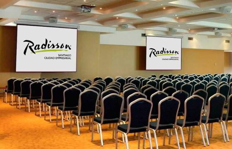 Radisson Ciudad Empresarial - Conference - 8