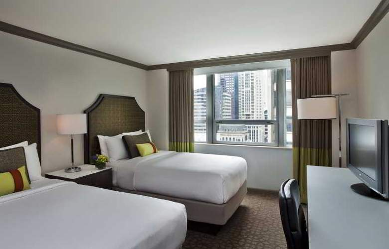 InterContinental Chicago Magnificent Mile - Room - 1