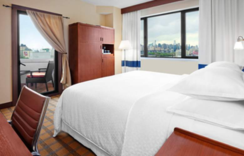 Four Points by Sheraton Long Island City/Queensboro Bridge - Room - 9