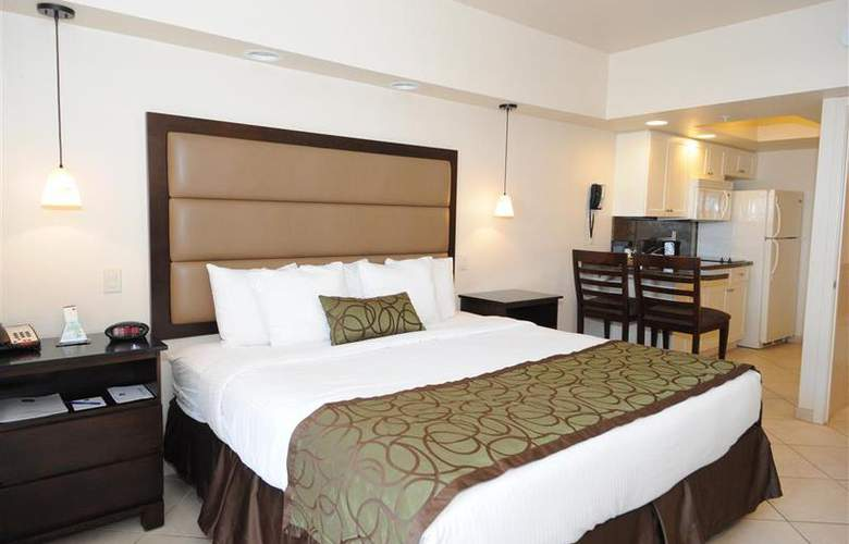 Best Western Plus Beach Resort - Room - 257