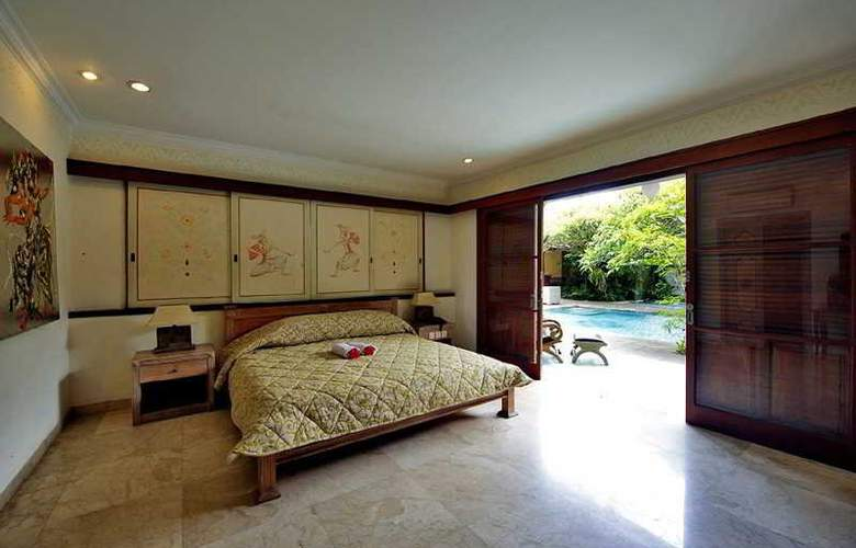 Taman Suci Suite villas - Room - 11
