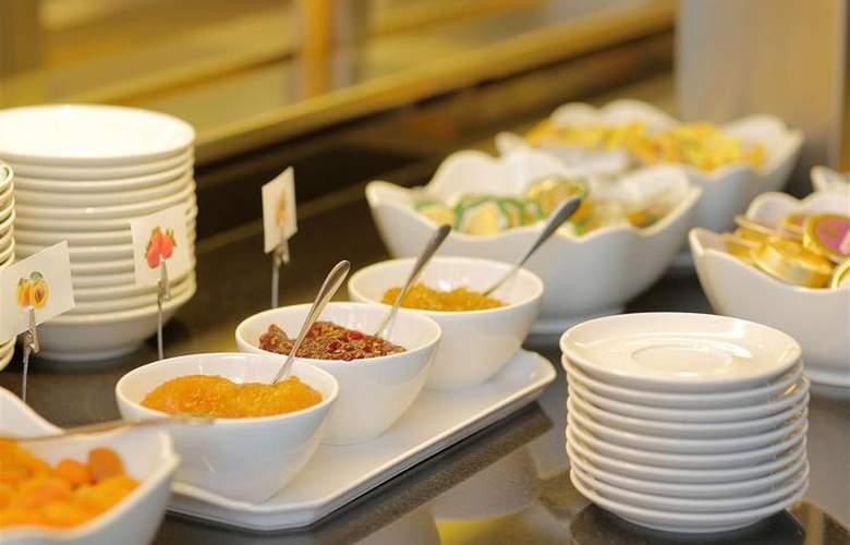 Best Western City Hotel Moran - Restaurant - 74