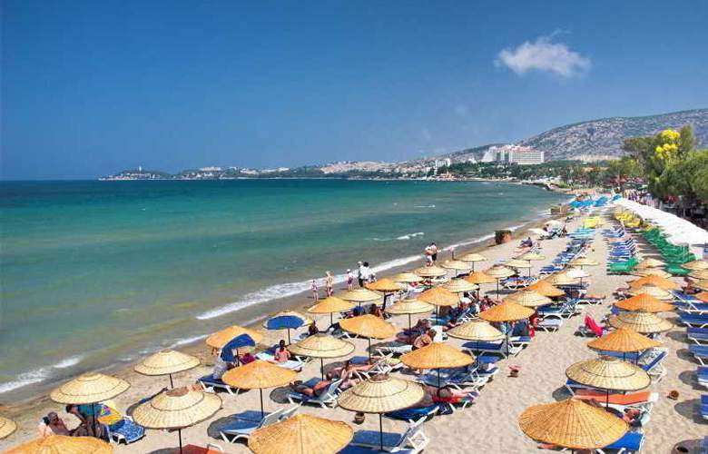 SENTINUS HOTEL - Beach - 4