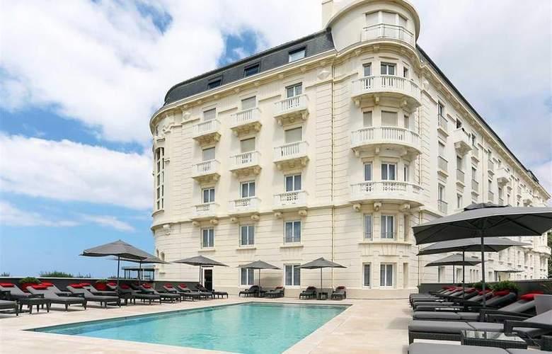 Le Regina Biarritz Hotel & Spa - Hotel - 41