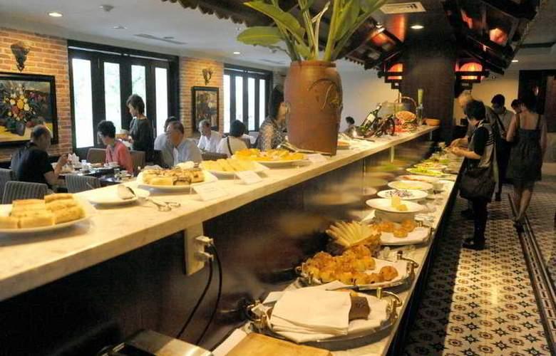 Gerbera Hotel Hue - Restaurant - 8