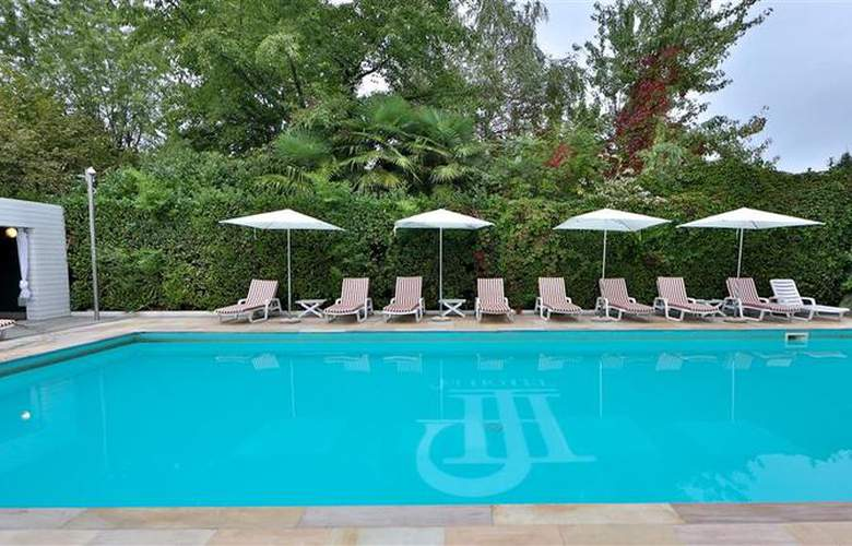 Best Western Jet Hotel - Pool - 52
