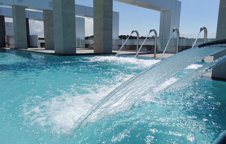 Olympus Palace - Pool - 33