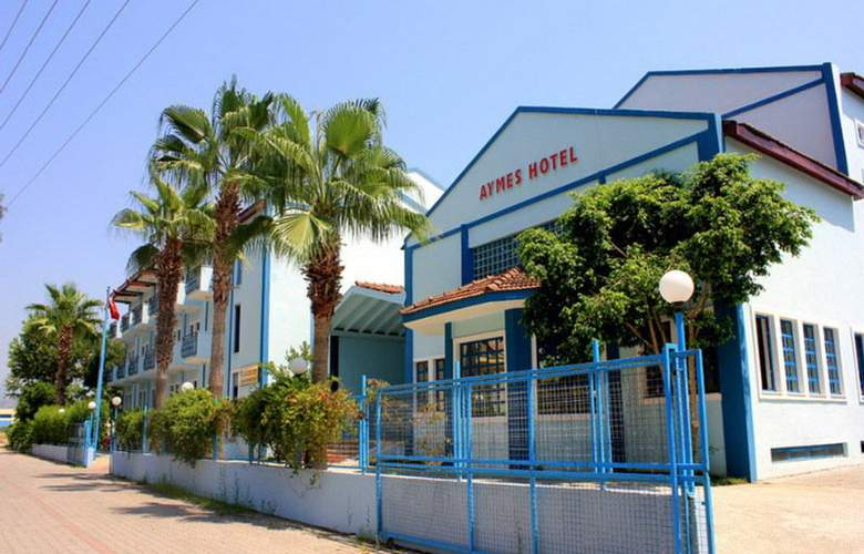 Aymes Hotel - Hotel - 6