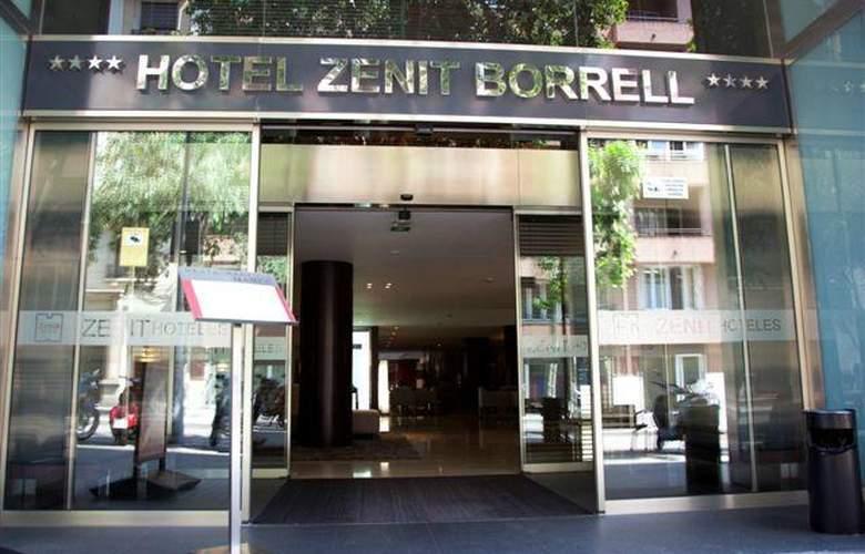Zenit Borrell - Hotel - 0