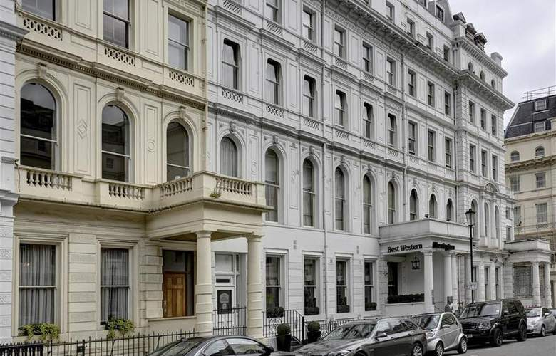 Best Western Mornington Hotel London Hyde Park - Hotel - 64