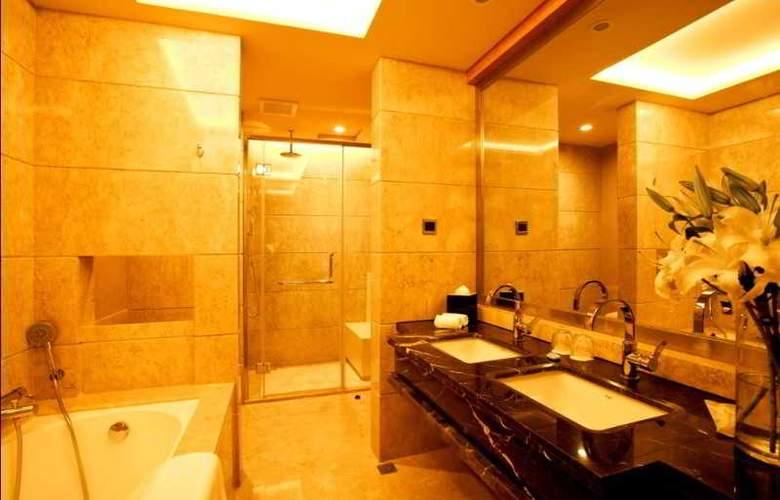 Garden View Hotel - Room - 10