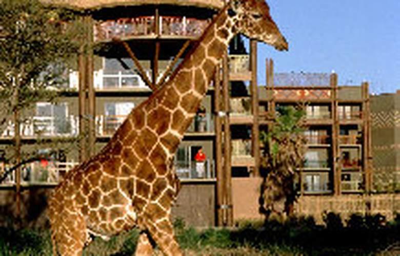Disney's Animal Kingdom Lodge Package - General - 1